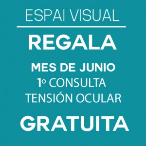 REGALA JUNIO TENSION OCULAR